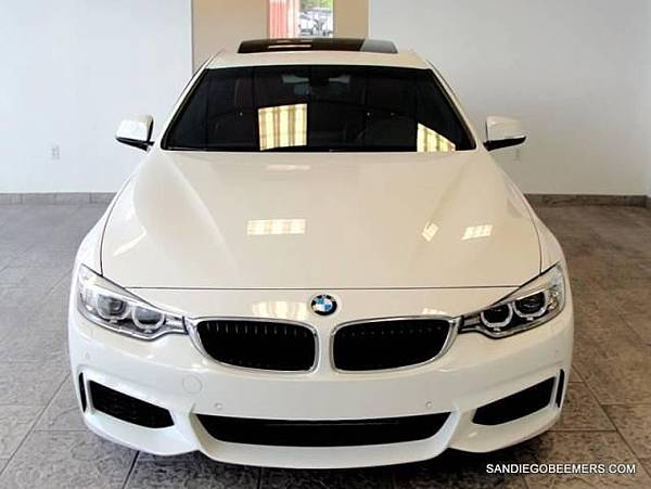 BMW 428配備