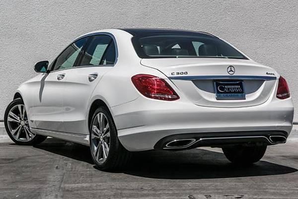 2015 C300價錢