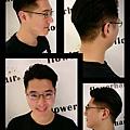 男士剪髮造型