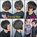 TONI&GUY學院研修~年度髮型系列!!短髮設計
