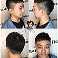 韓國歐巴也來剪頭髮😆❕