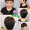 女生短髮設計~清爽又簡單~