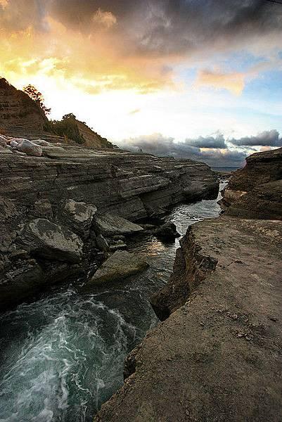 卓蘭大峽谷