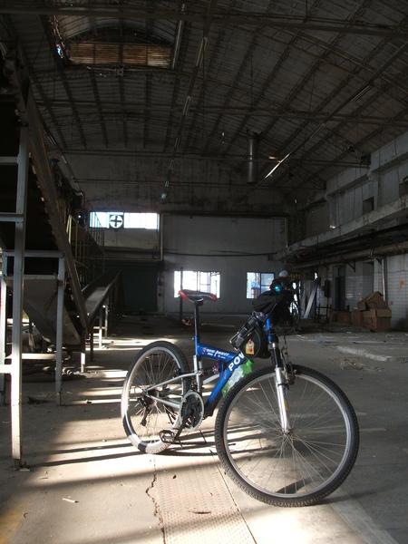 台中舊酒廠跟小藍