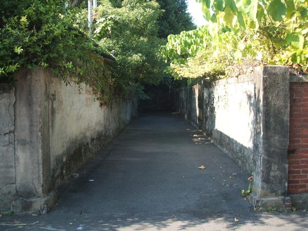 私房景點之自由路眷村