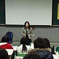 出國唸過MBA的王馨逸學姊