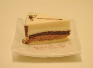 Stella 的巧克力慕思蛋糕