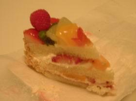 Stella 的水果蛋糕