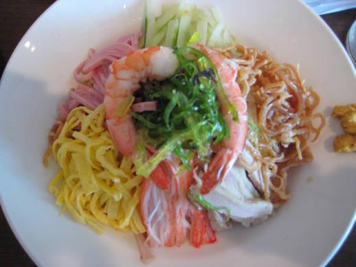 Temeri Cafe's 中華冷麵