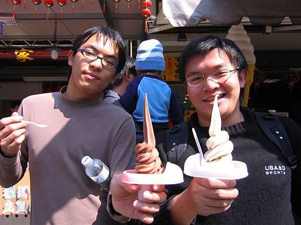 馬桶冰淇淋