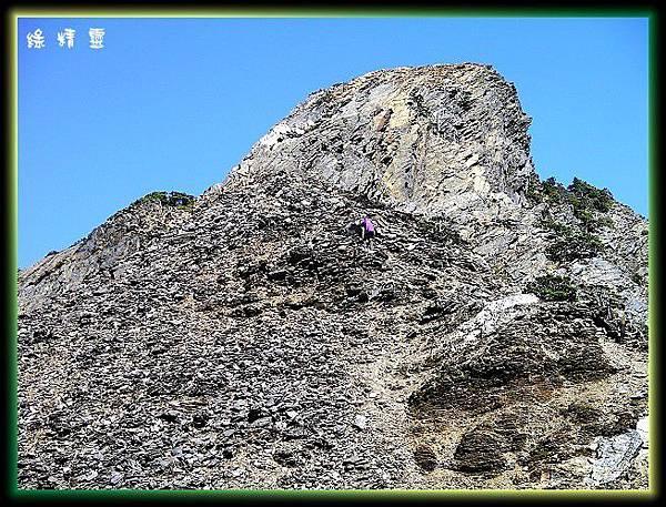 馬利加南碎石山頭