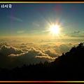排雲看夕陽2