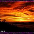 塔塔加夕陽