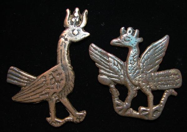 珍稀罕見型制【吉祥神鳥】【藏傳老天鐵】(Thogchags)﹗