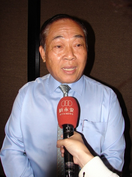 台南縣議員林進旺昨天上午召開參選永康市長記者會,強調﹁活力旺,建設永康新希望﹁的堅定信念。