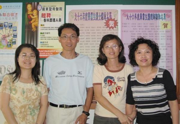 敏惠醫專護理科護理師、護士證照考取成績亮眼﹗