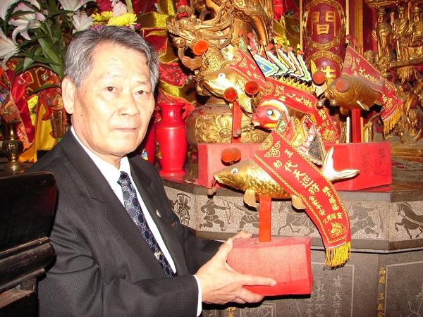 台灣第一香的西港慶安宮繼基隆﹁雞籠中元祭﹂之後,獲文建會指定為第二個國定民俗活動,也是台南縣第一個具國家級認證的國定民俗活動。