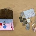 小可愛有三層零錢包--售出。