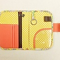 頸掛式兩用護照套|夢遊。-售出。
