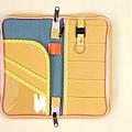 旅行者大容量護照包|繽紛糖果。