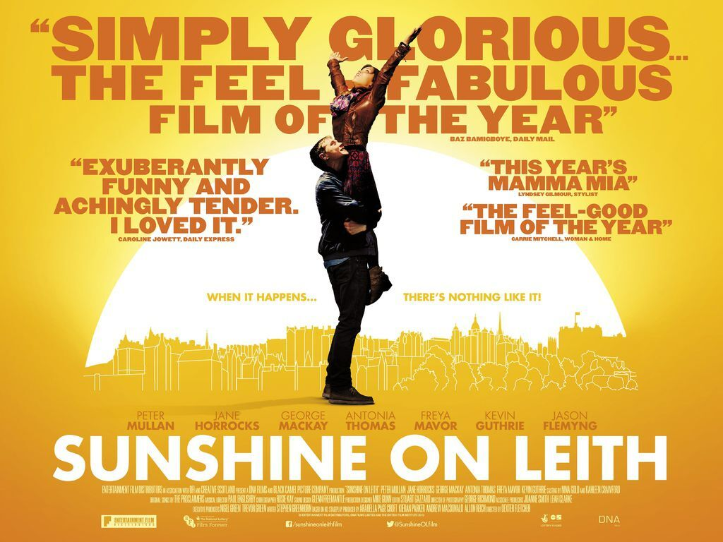 Sunshine-on-Leith