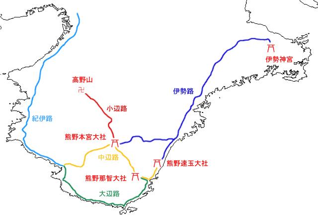 Map_Kumano_Kodo_(ja)