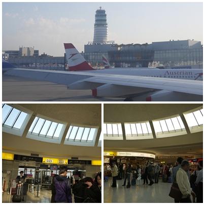 維也納機場