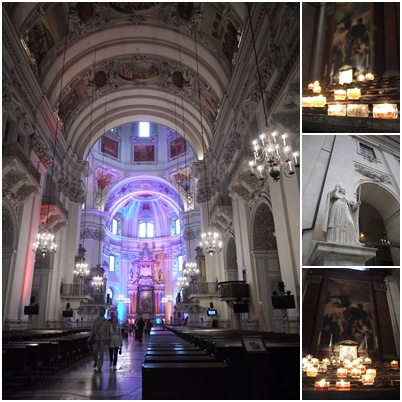 沙茲堡-教堂