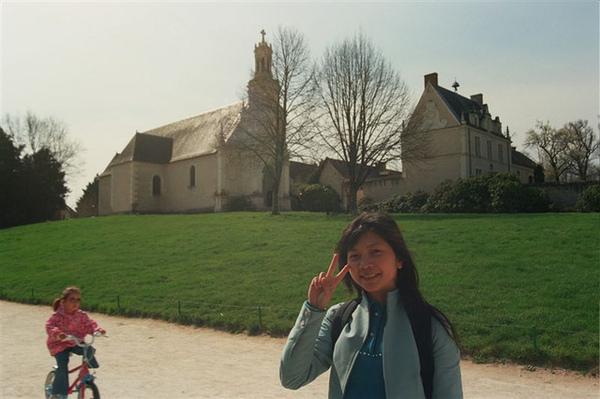 香波堡教堂