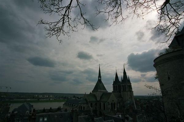Blois遠眺