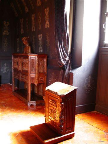 皇后路易絲的祈禱臺