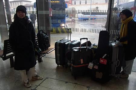 DAY 2 在馬賽車站