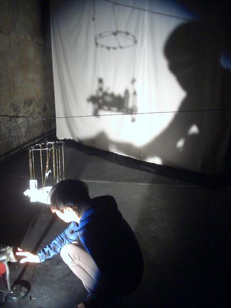 裝台-燈光