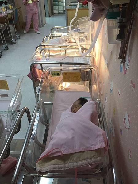 新竹馬偕嬰兒室