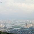 大棟山遠眺台北盆地