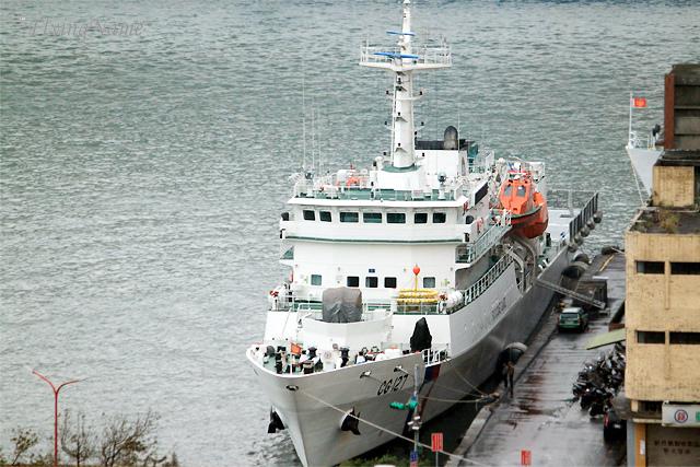 新北艦 CG 127
