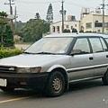 Toyota Corolla All-Trac Wagon