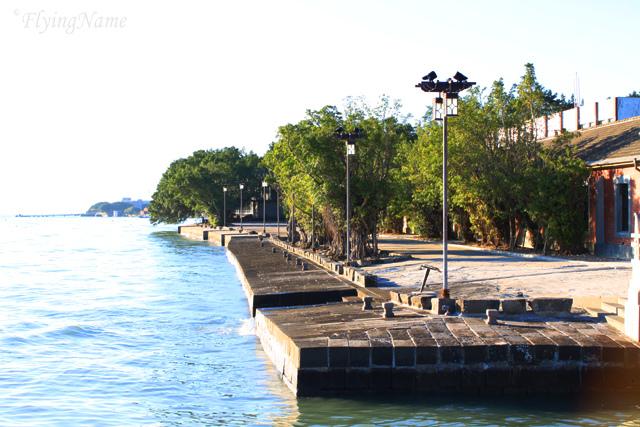 淡水海關碼頭