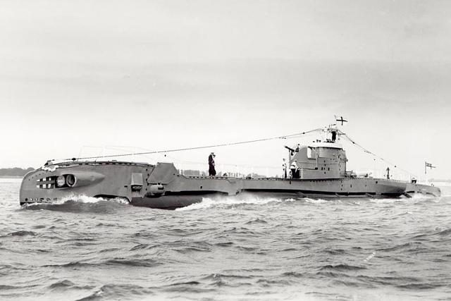 T Class Submarine