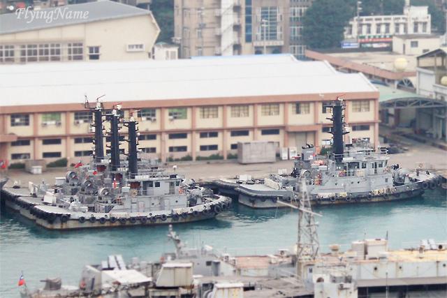 YTB-55 & YTL-49
