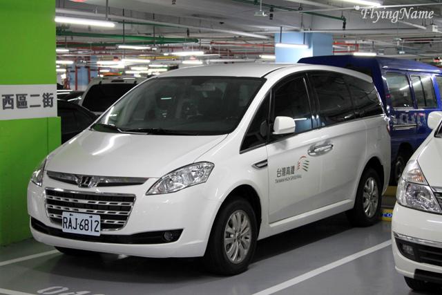 台灣高鐵 Luxgen MPV