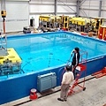 ROV test in Perry Slingsby Systems