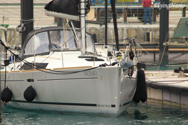 美琪號(Beneteau Oceanis 37)