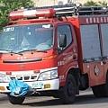 Toyota Dyna 水箱消防車