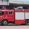 賓士Atego 1223 水箱消防車