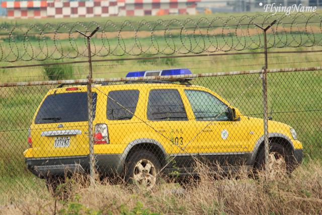 RCTP 航務處 Ford Escape 103