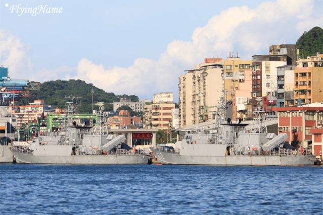 PGC-611 湘江艦 & PGC-612 資江艦