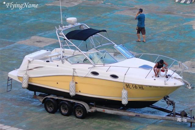冠佑號(Sea Ray 270 Amberjack)