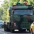 中科院Volvo FM12曳引車