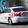 國道公路警察BMW 523i